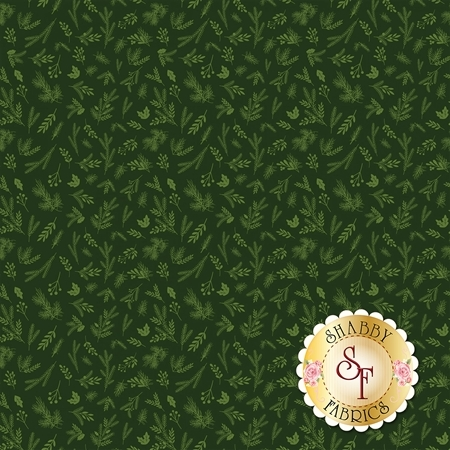 Christmas Delivery C7334-GREEN by Riley Blake Designs