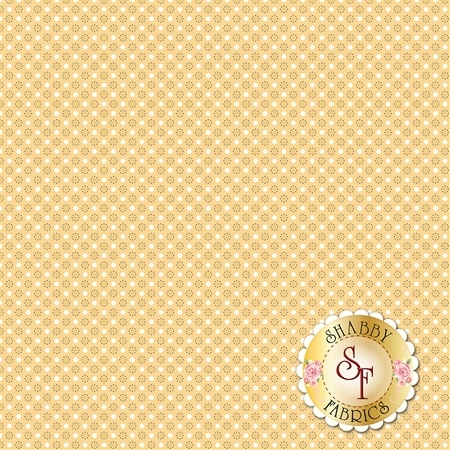 Autumn Love C7367-YELLO by Lori Holt for Riley Blake Designs