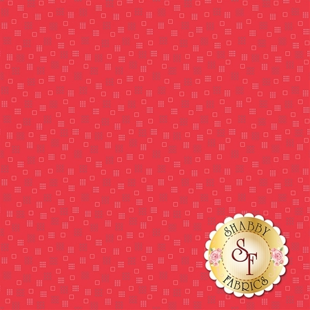 Autumn Love C7368-RED by Lori Holt for Riley Blake Designs