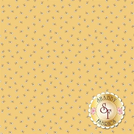 Autumn Love C7369-YELLO by Lori Holt for Riley Blake Designs