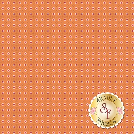 Autumn Love C7370-ORANG by Lori Holt for Riley Blake Designs