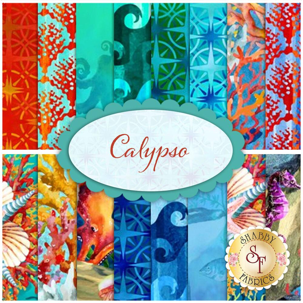 Calypso  Yardage for In The Beginning Fabrics