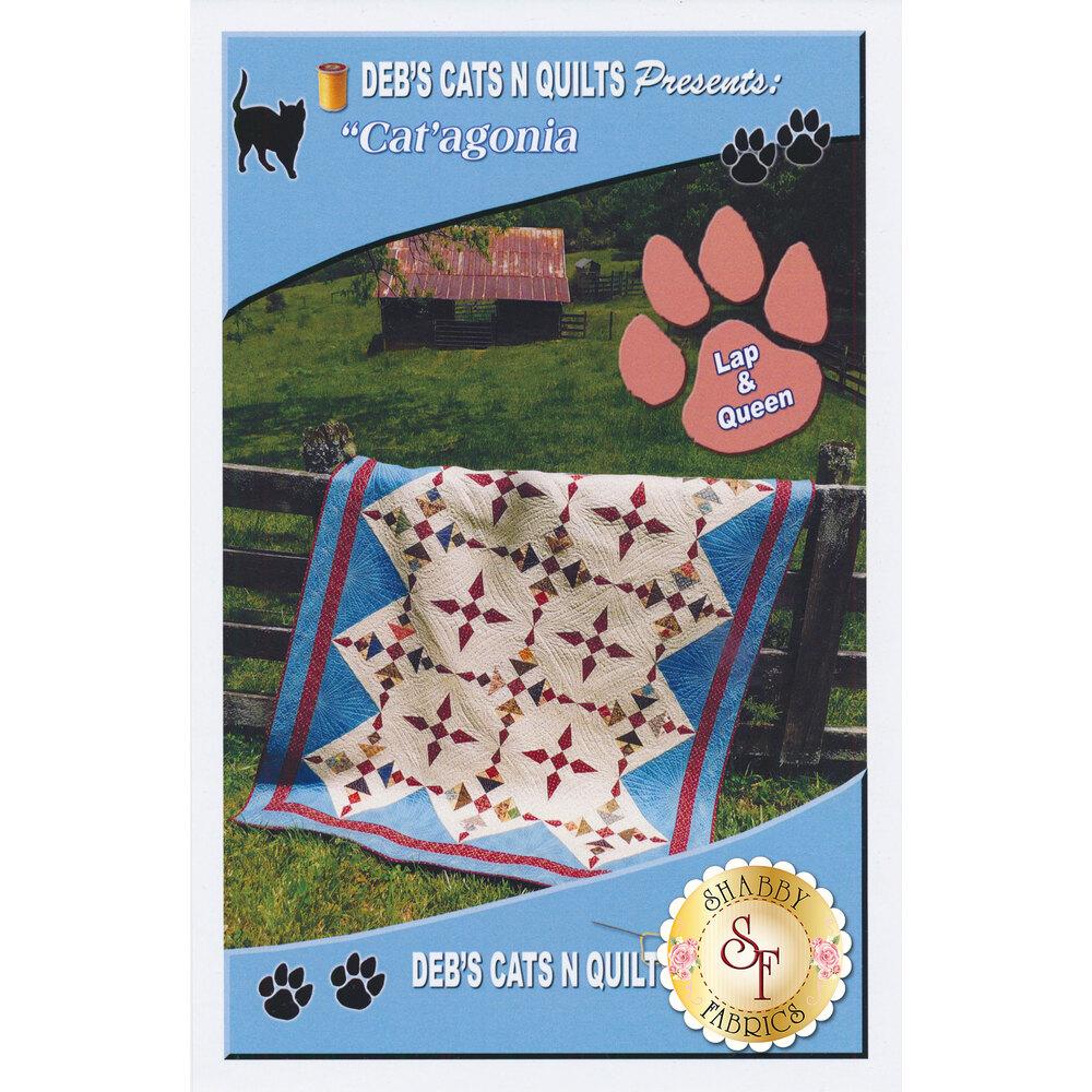 Cat'agonia Pattern | Shabby Fabrics