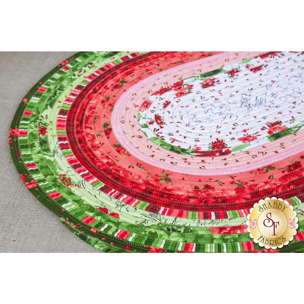 Jelly Roll Rug Kit - Chloe