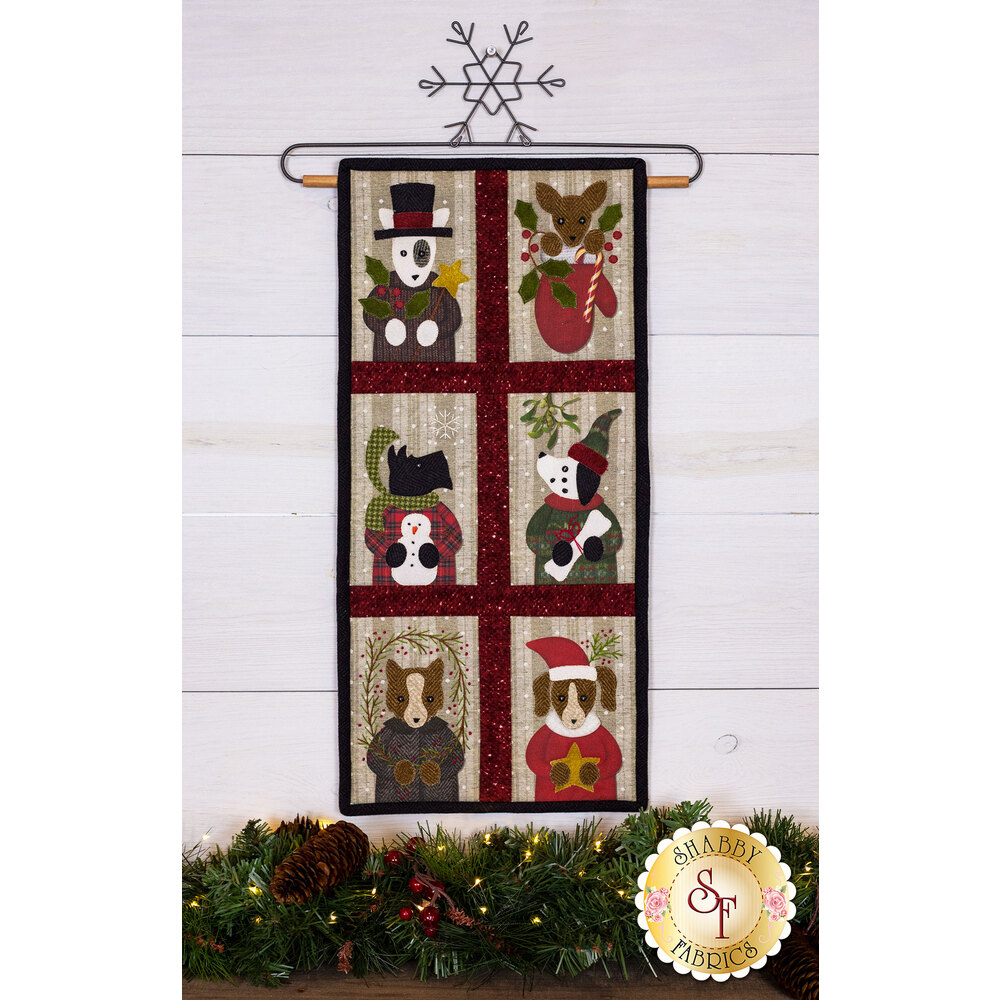 Chrismutts Wall Hanging Kit