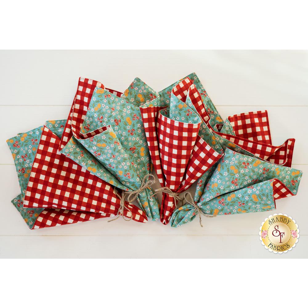 Cloth Napkins Kit - Cultivate Kindness - Makes 4