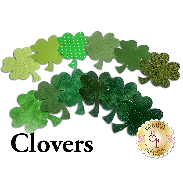 Laser-Cut Clover - 4 Sizes Available!