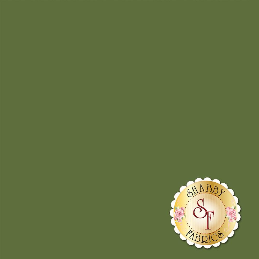 Solid green fabric | Shabby Fabrics
