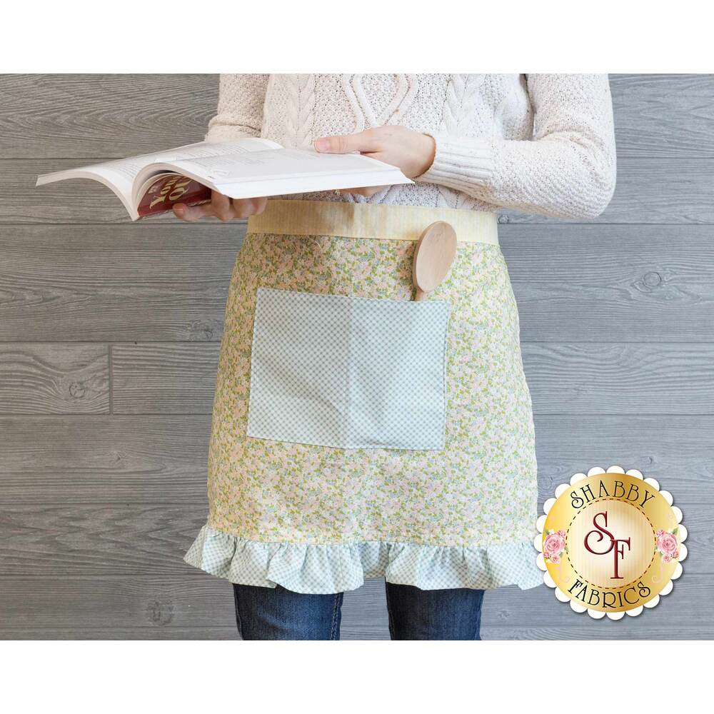 Country Kitchen Apron - Ditsy - SAMPLE APRON