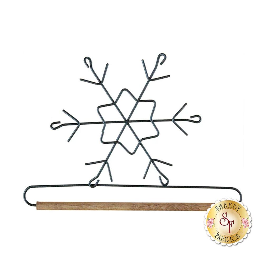"Craft Holder - Snowflake - 6"""