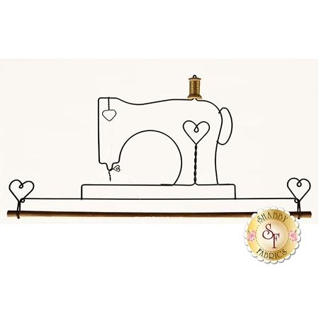 Craft Holder - Sewing Machine - 12""