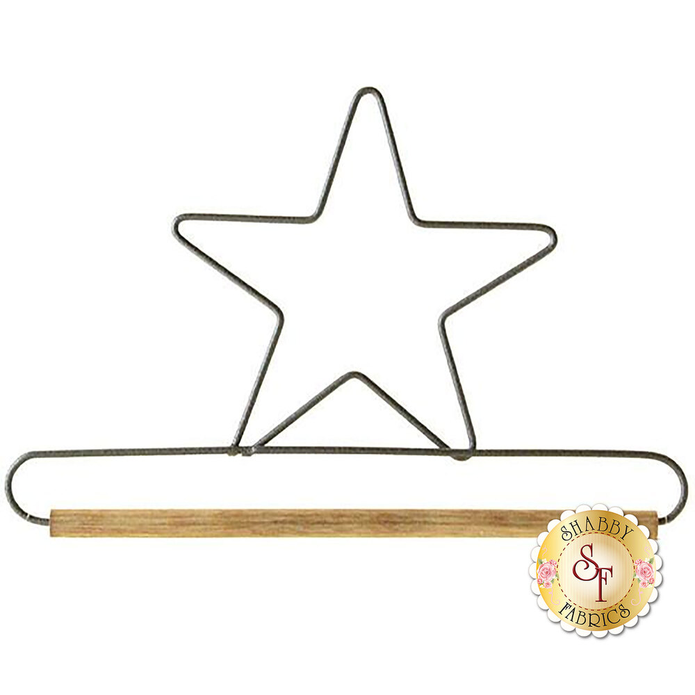 Craft Holder - Star - 6""