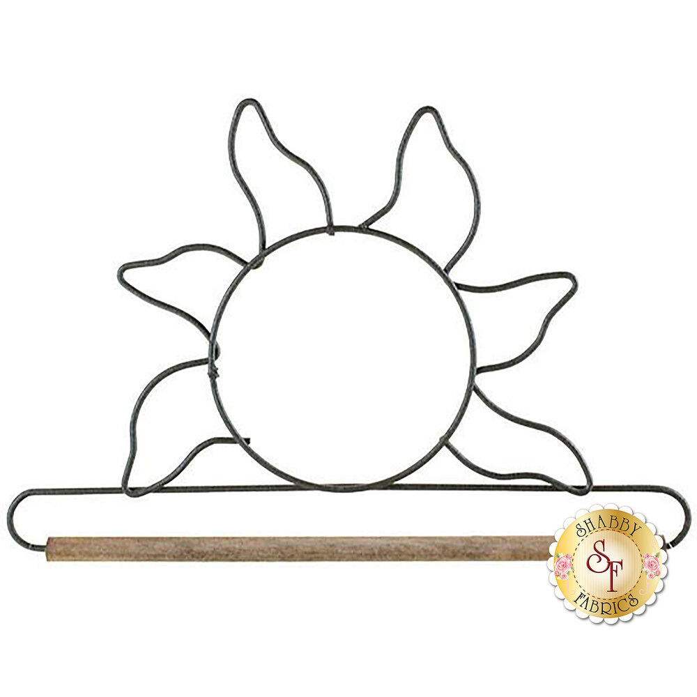 Craft Holder - Sun - 6""