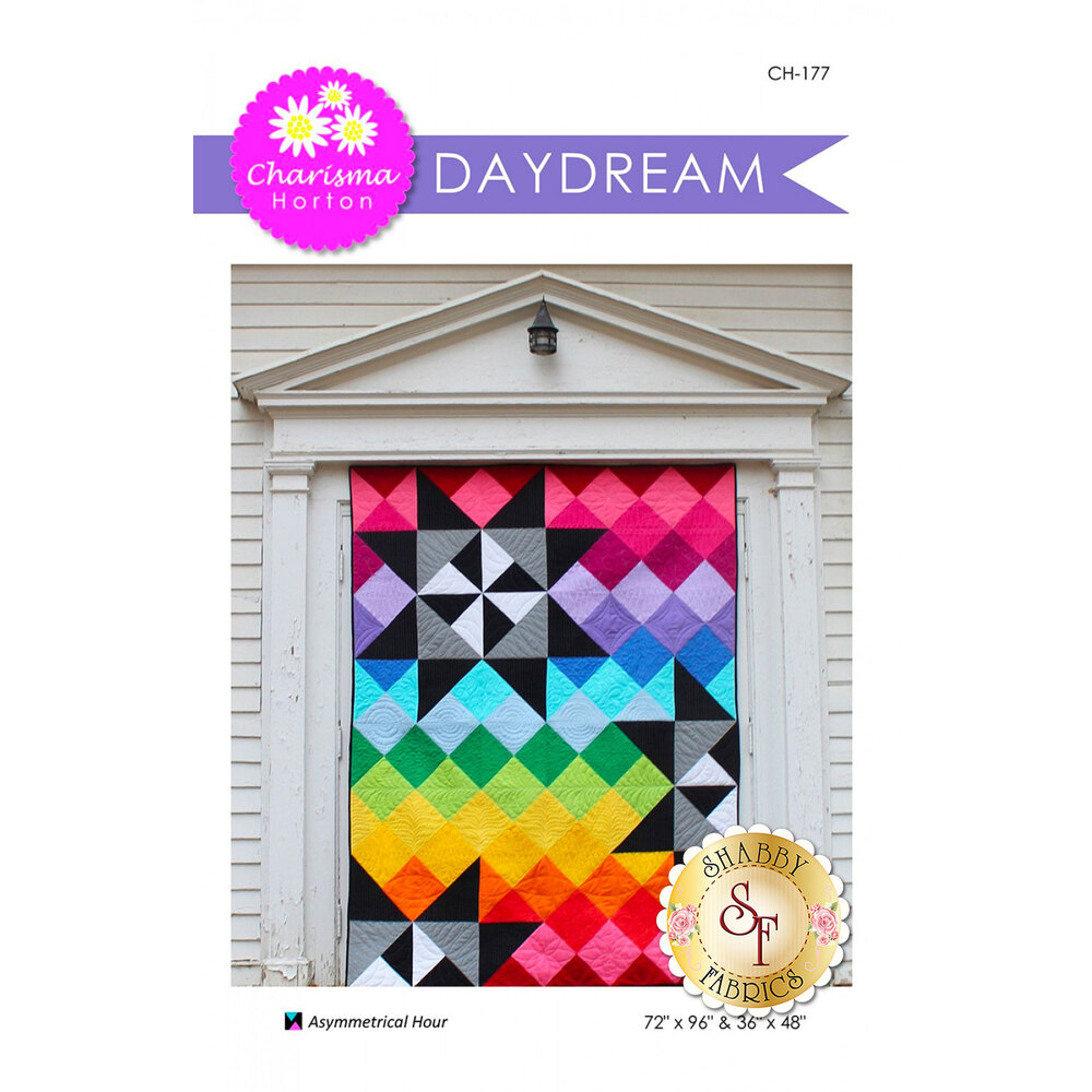 Front of the Daydream pattern by Charisma Horton | Shabby Fabrics
