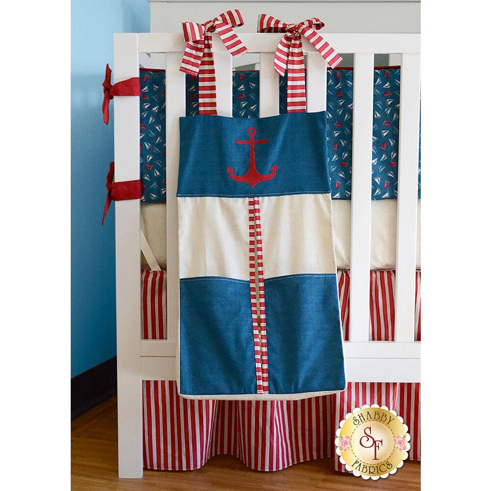 Ahoy! It's A Boy! Diaper Stacker Kit