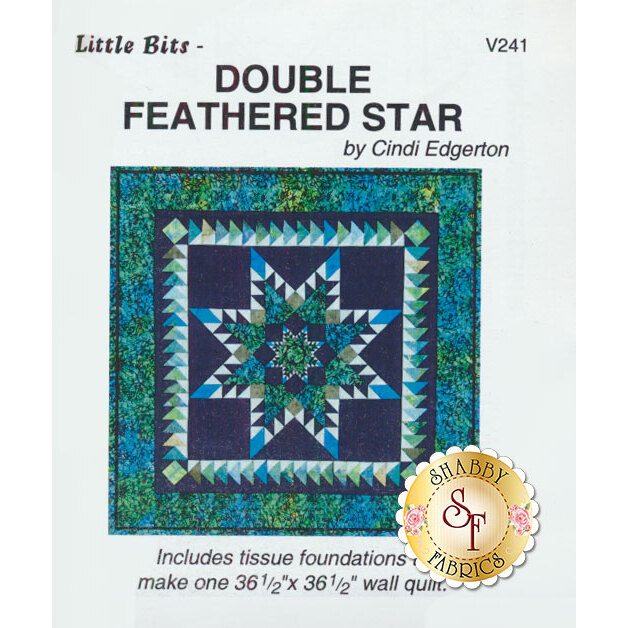 Double Feathered Star Pattern