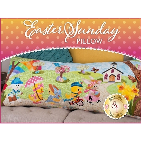 Easter Sunday Series Pillow Pattern