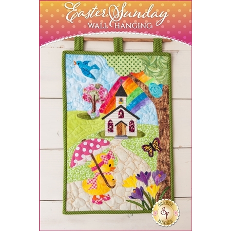 Easter Sunday Series Wall Hanging Pattern