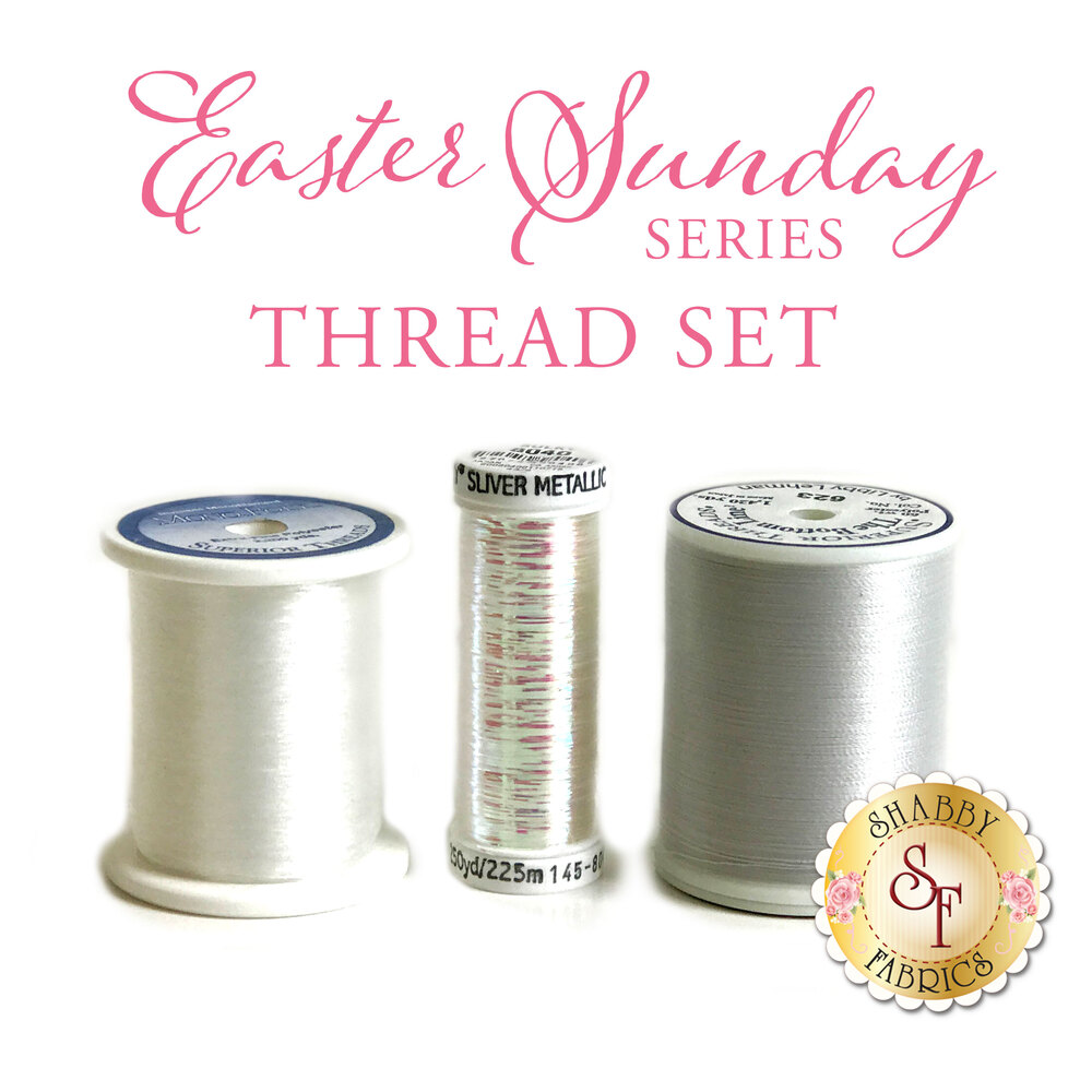 Easter Sunday Series - 3pc Thread Set