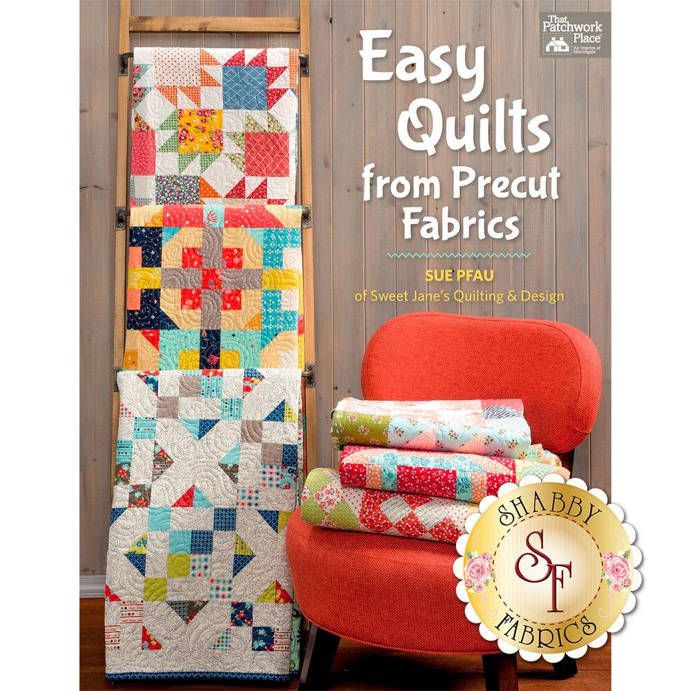 Easy Quilts from Precut Fabrics Book | Shabby Fabrics