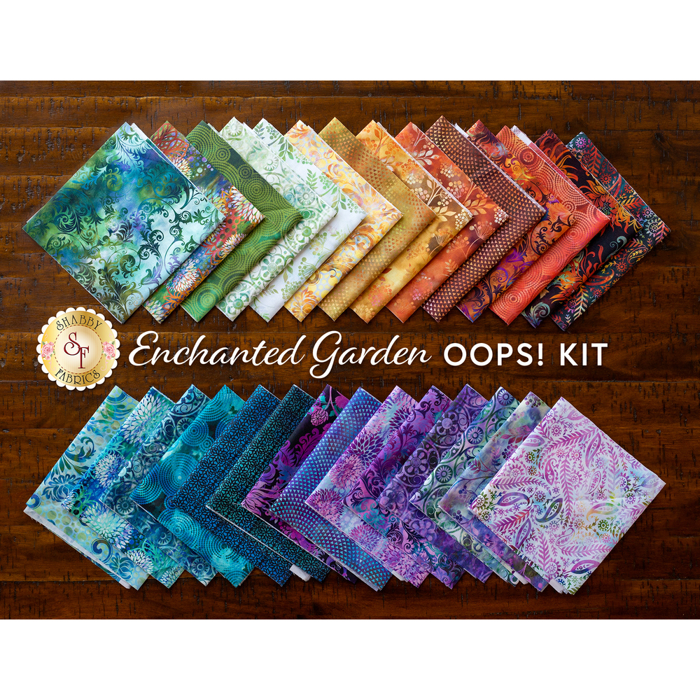 Enchanted Garden BOM - Oops Kit - RESERVE