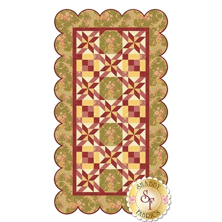English Garden Table Runner