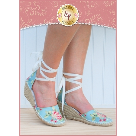 Adult Espadrille Wedge Soles - Sizes 5-10
