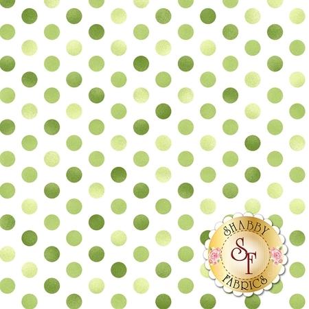 Sweet Pea Flannel F8128-WG by Maywood Studio Fabrics