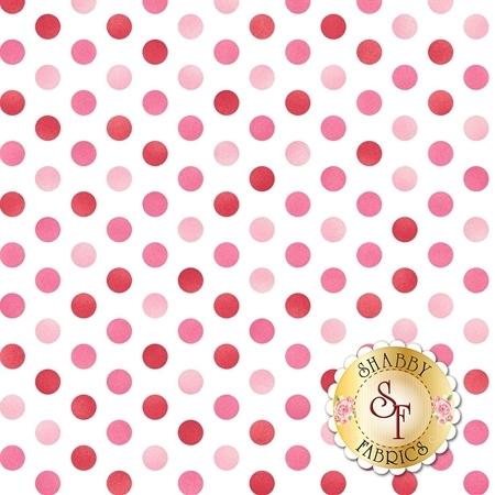 Sweet Pea Flannel F8128-WR by Maywood Studio Fabrics