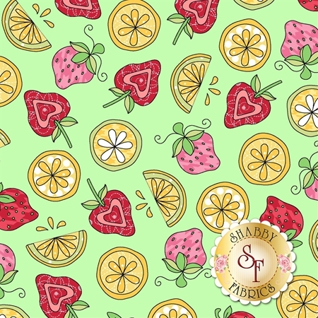 Lil' Sprout Flannel Too F8234-G by Kim Christopherson for Maywood Studio Fabrics