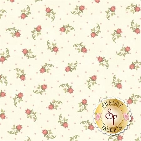 Gentle Garden Flannel F8280-40 by Henry Glass Fabrics