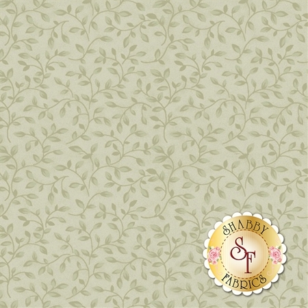 Gentle Garden Flannel F8282-63 by Henry Glass Fabrics