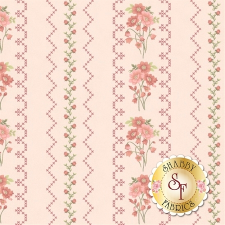 Gentle Garden Flannel F8285-35 by Henry Glass Fabrics
