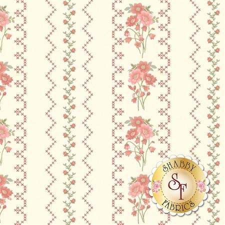 Gentle Garden Flannel F8285-40 by Henry Glass Fabrics