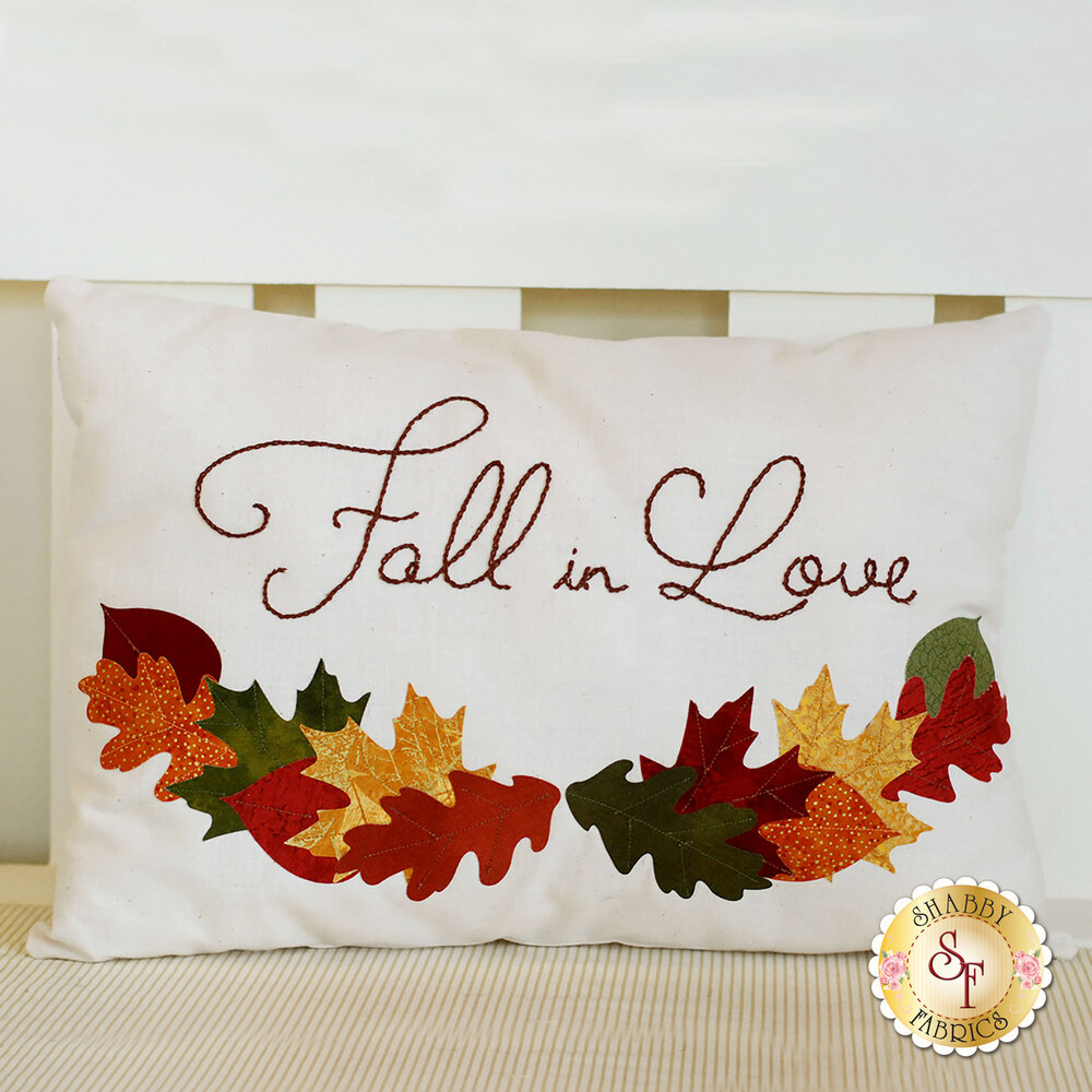 Fall in Love - SAMPLE PILLOW