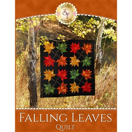 Falling Leaves - SAMPLE QUILT