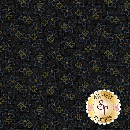 Folk Art Flannel II 2185F-99 by Henry Glass Fabrics