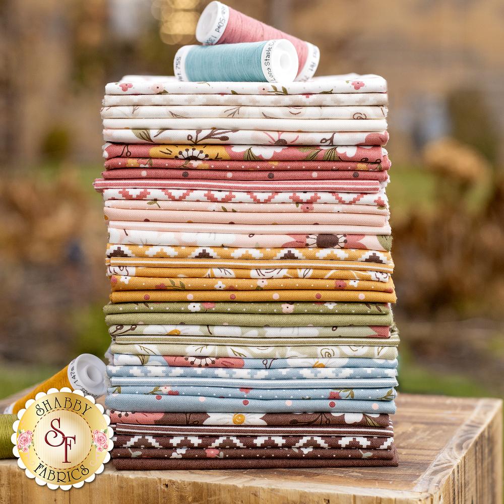 Image of Folktale FQ Set   Shabby Fabrics
