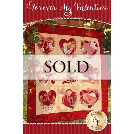 Forever My Valentine Cotton - SAMPLE QUILT