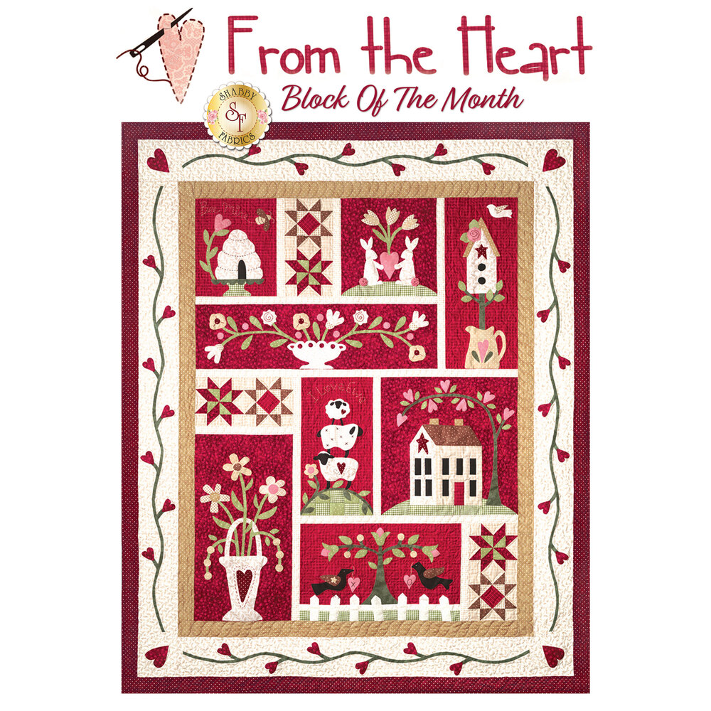 From the Heart BOM - Traditional