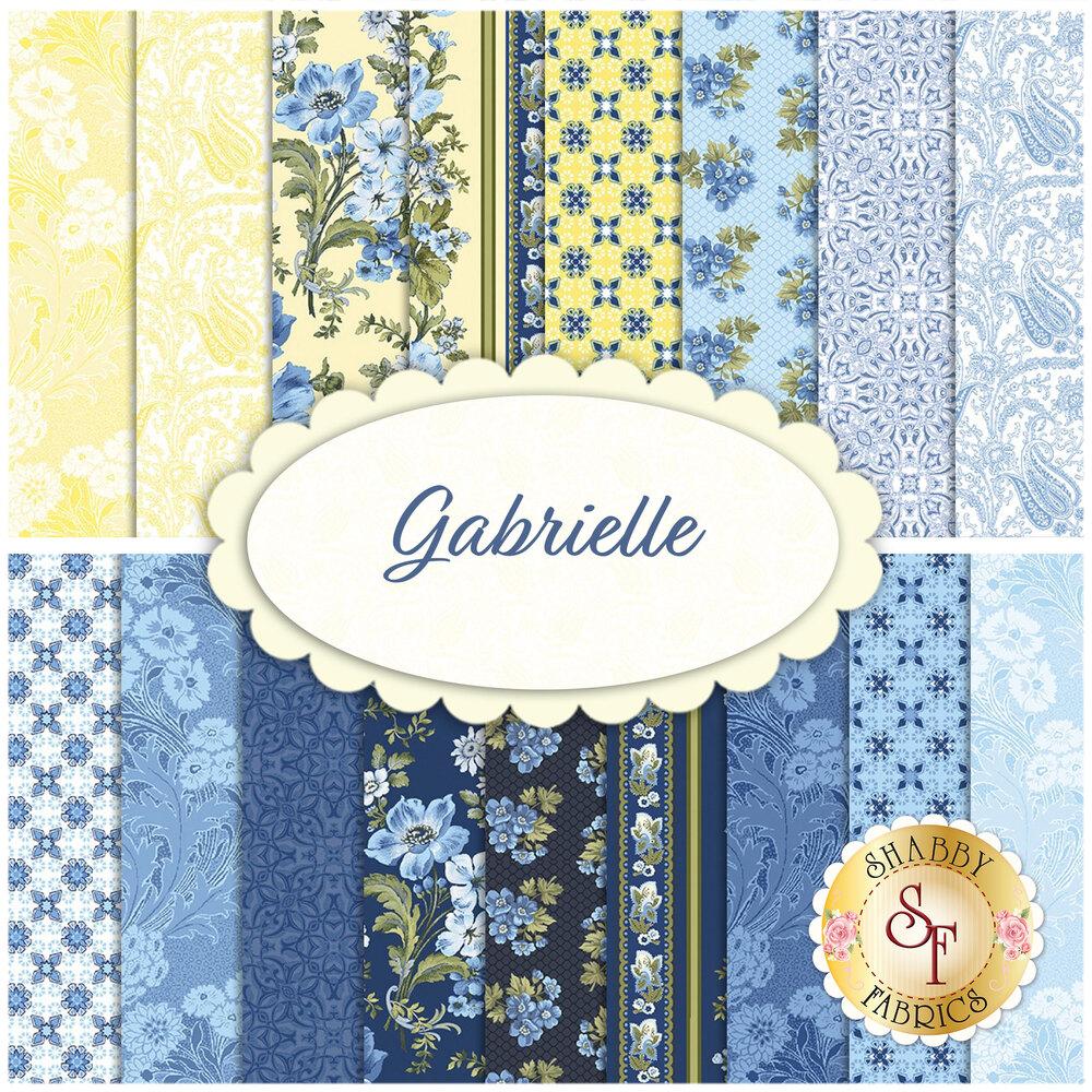 Gabrielle  Yardage by Benartex Fabrics