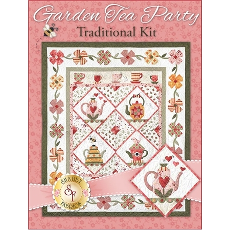 Garden Tea Party - Traditional Kit
