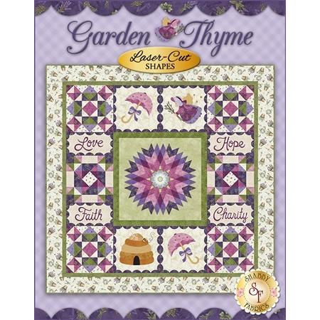 Garden Thyme - SAMPLE QUILT