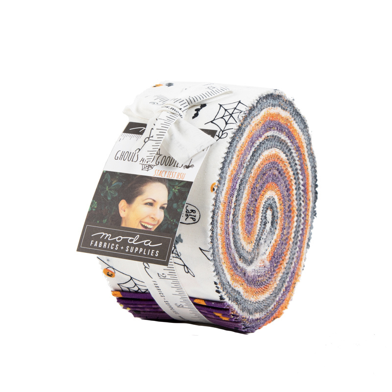 Ghouls And Goodies Jelly Roll | Shabby Fabrics