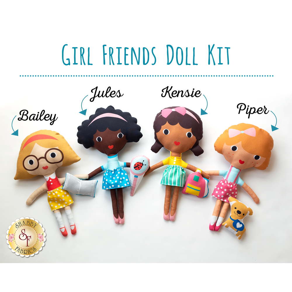Girl Friends Doll Kit