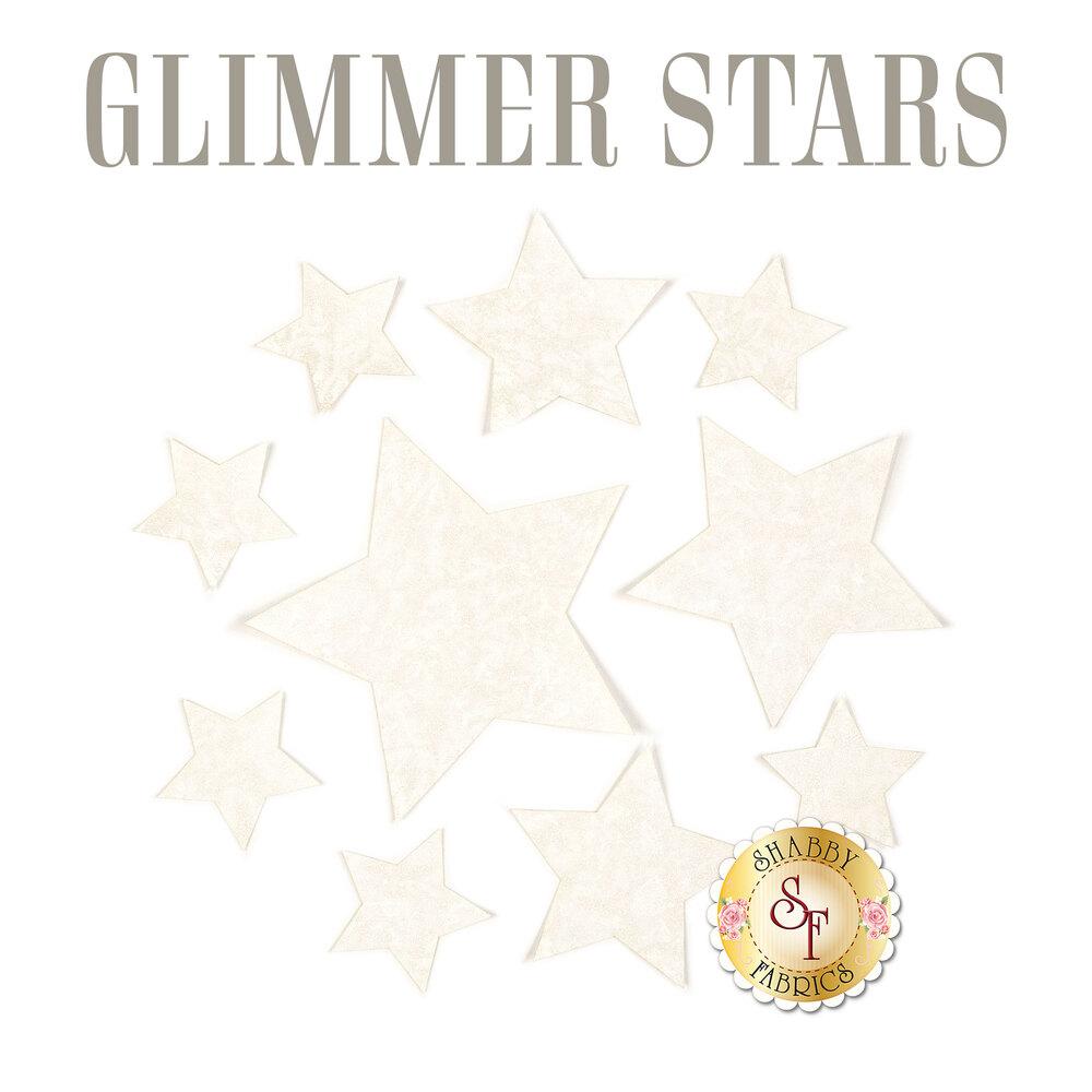 Laser-Cut Glimmer Star Set - Variety Pack