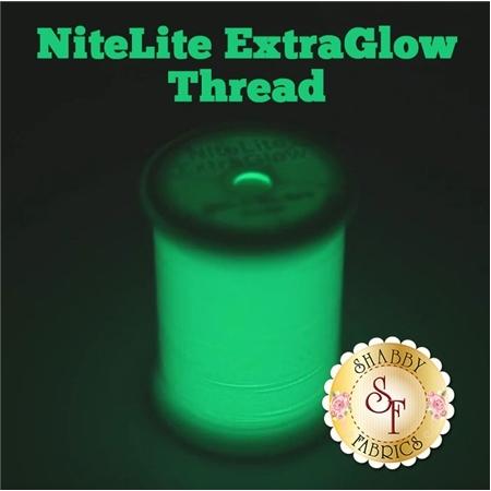 Nitelite Extraglow White 80 yd. Spool