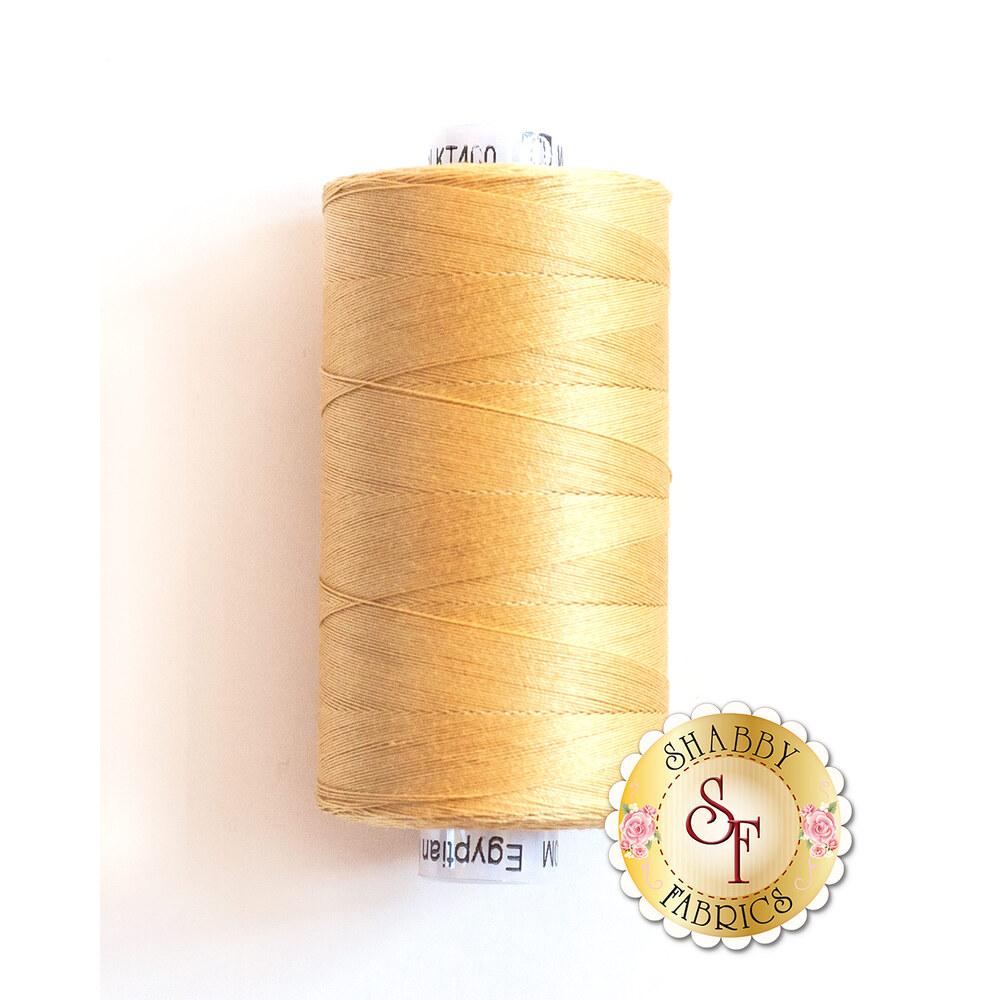 Spool of Konfetti Thread KT400 Gold | Shabby Fabrics