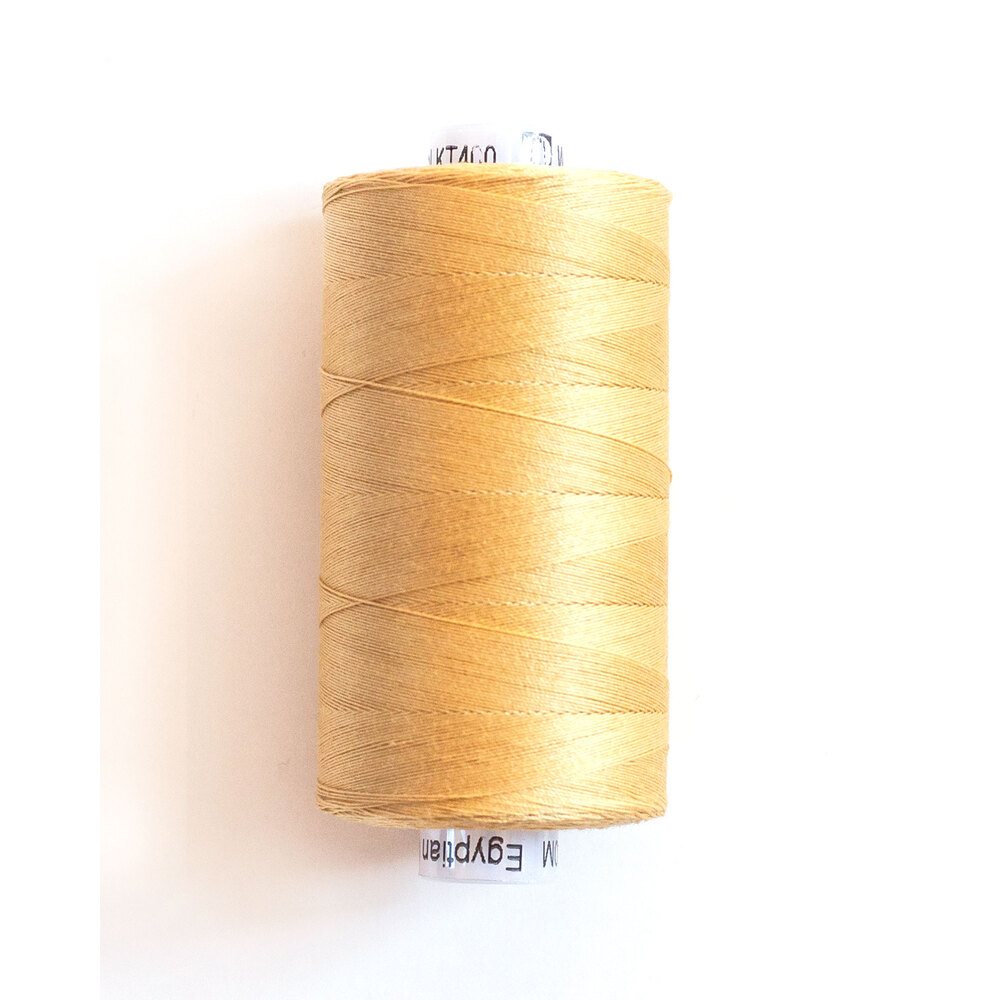 Spool of Konfetti Thread KT400 Gold | Shabby Fabrics