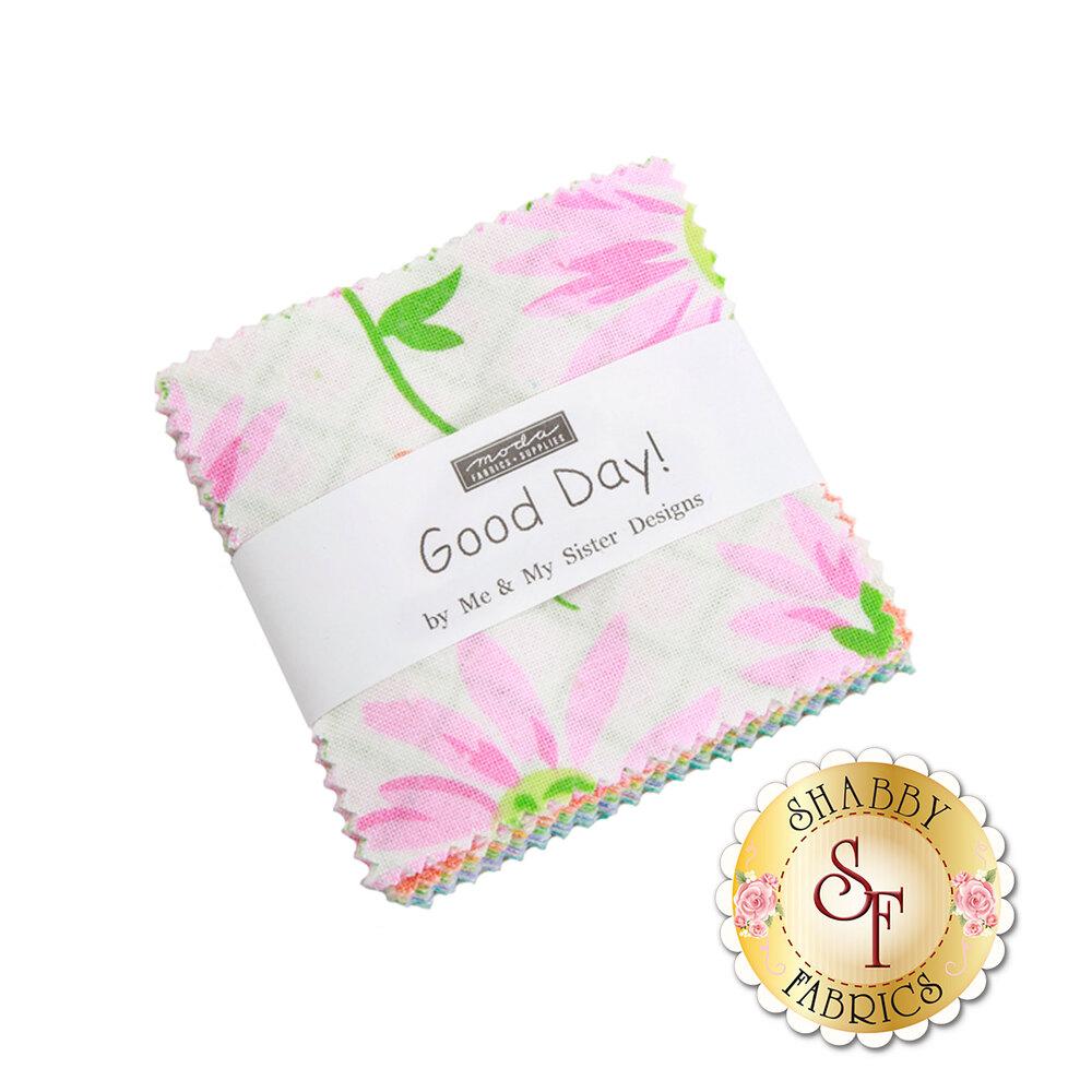 Good Day! Mini Charm Pack | Shabby Fabrics